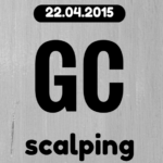 Scalping GC 22-04-2015